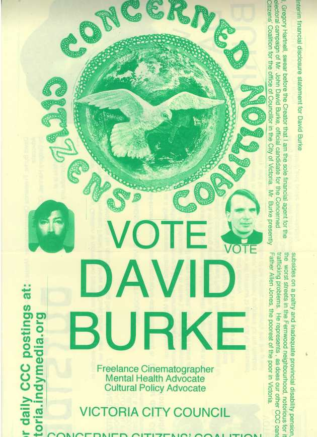 DETAIL OF 2002 CCC POSTER USED FOR DAVID BURKE